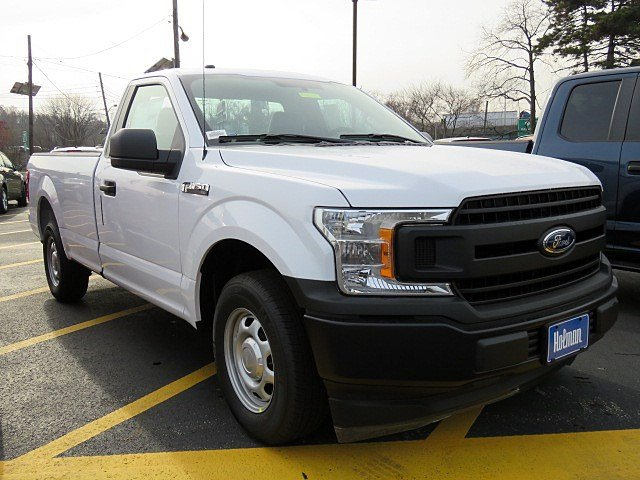 2018 F-150 Regular Cab, Pickup #JKC18115 - photo 4