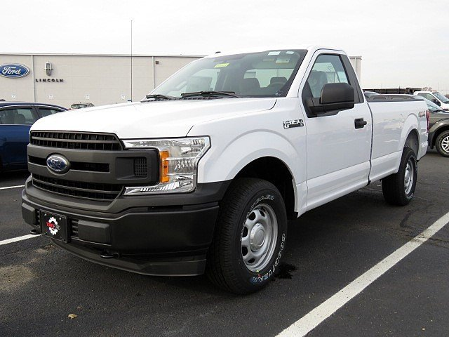 2018 F-150 Regular Cab 4x4 Pickup #JKC30424 - photo 1