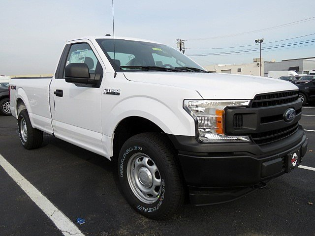 2018 F-150 Regular Cab 4x4 Pickup #JKC30424 - photo 3