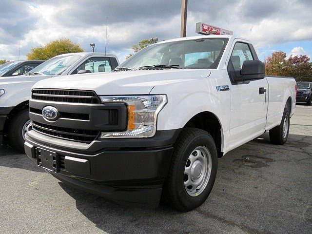 2018 F-150 Regular Cab Pickup #JKC37669 - photo 1