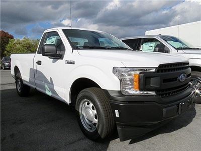 2018 F-150 Regular Cab Pickup #JKC37669 - photo 4