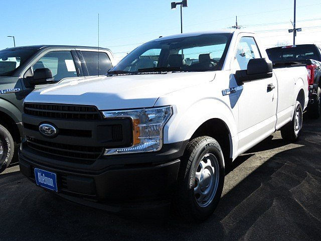 2018 F-150 Regular Cab, Pickup #JKC98869 - photo 1