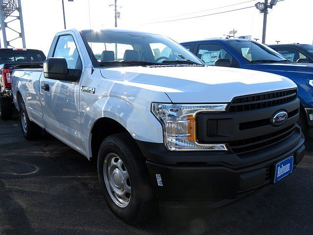 2018 F-150 Regular Cab, Pickup #JKC98869 - photo 4