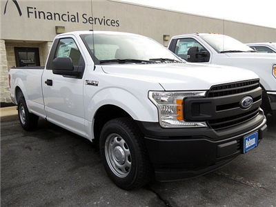 2018 F-150 Regular Cab,  Pickup #JKC98870 - photo 4