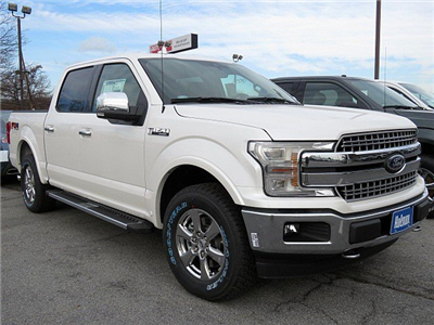 2018 F-150 SuperCrew Cab 4x4, Pickup #JKC98874 - photo 4