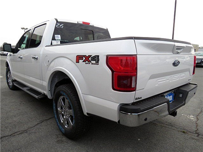 2018 F-150 SuperCrew Cab 4x4, Pickup #JKC98874 - photo 2