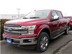2018 F-150 Crew Cab 4x4 Pickup #JKC98911 - photo 1