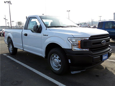 2018 F-150 Regular Cab 4x2,  Pickup #JKD11933 - photo 4