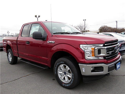 2018 F-150 Super Cab 4x4, Pickup #JKD11936 - photo 3