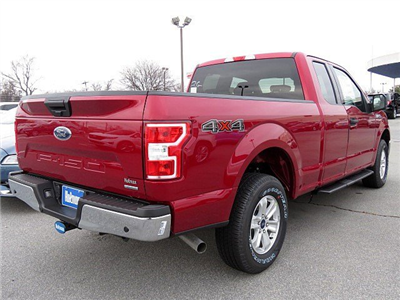 2018 F-150 Super Cab 4x4, Pickup #JKD11936 - photo 4