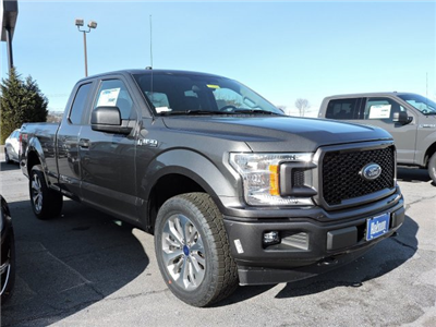 2018 F-150 Super Cab 4x4, Pickup #JKD11978 - photo 4