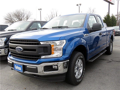 2018 F-150 Super Cab 4x4,  Pickup #JKD24487 - photo 1