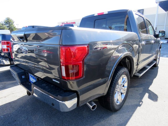 2018 F-150 SuperCrew Cab 4x4,  Pickup #JKD63397 - photo 7