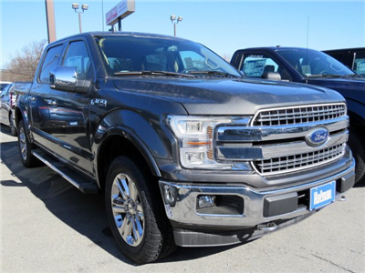 2018 F-150 SuperCrew Cab 4x4,  Pickup #JKD63397 - photo 4