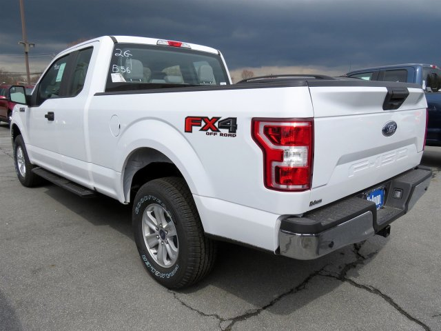 2018 F-150 Super Cab 4x4, Pickup #JKD77085 - photo 2