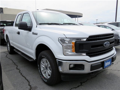 2018 F-150 Super Cab 4x4, Pickup #JKD77085 - photo 4
