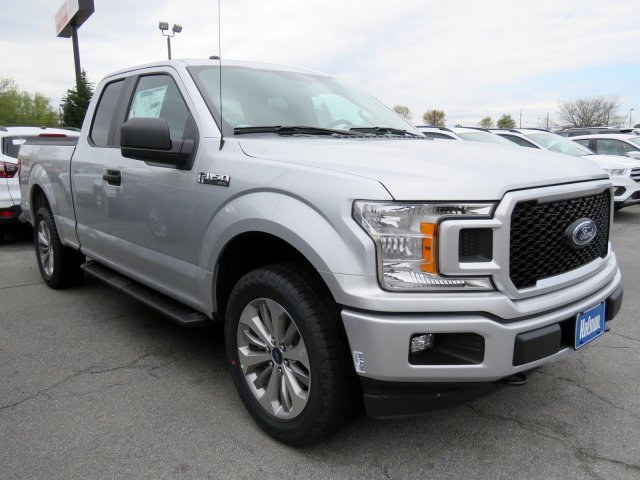 2018 F-150 Super Cab 4x4, Pickup #JKE11516 - photo 4