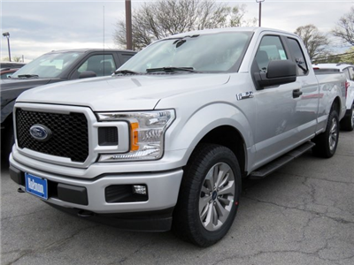 2018 F-150 Super Cab 4x4, Pickup #JKE11516 - photo 1