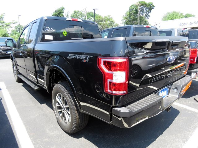 2018 F-150 Super Cab 4x4,  Pickup #JKE68592 - photo 2