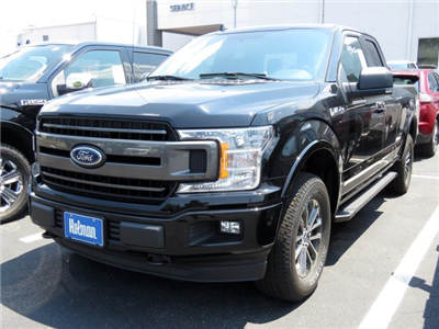 2018 F-150 Super Cab 4x4,  Pickup #JKE68592 - photo 1