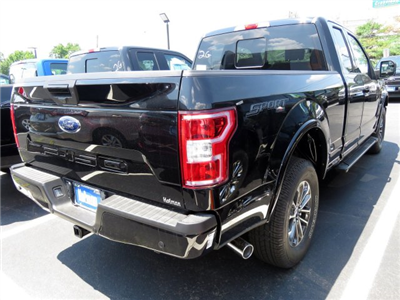 2018 F-150 Super Cab 4x4,  Pickup #JKE68592 - photo 7