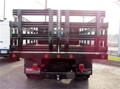 2019 F-450 Regular Cab DRW 4x2,  Reading Steel Stake Bed #KDA02662 - photo 7