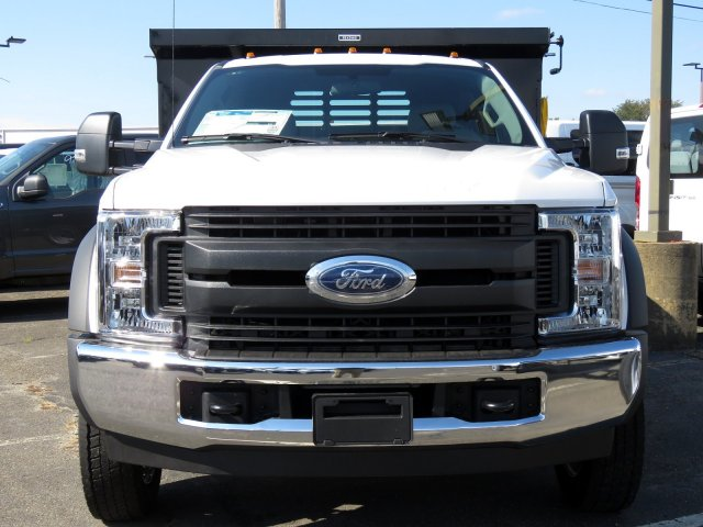 2019 F-550 Regular Cab DRW 4x4,  Reading Dump Body #KDA04403 - photo 3