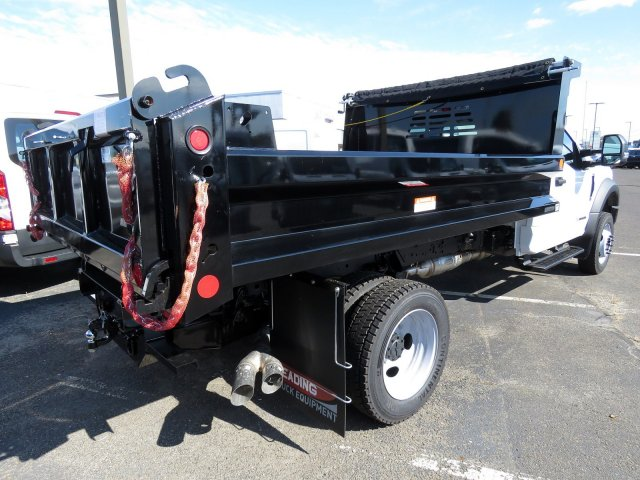 2019 F-550 Regular Cab DRW 4x4,  Reading Dump Body #KDA04403 - photo 7