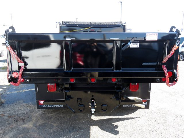 2019 F-550 Regular Cab DRW 4x4,  Reading Dump Body #KDA04403 - photo 8