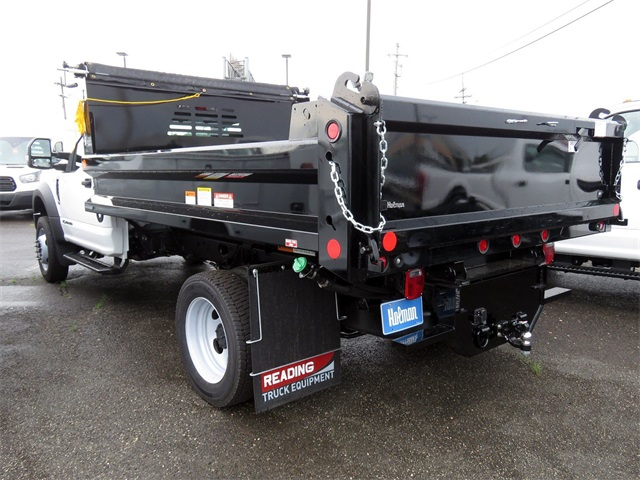 2019 F-550 Regular Cab DRW 4x4,  Reading Dump Body #KDA17833 - photo 1