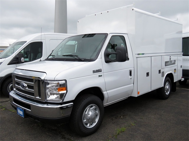 2019 E-350 4x2,  Reading Service Utility Van #KDC00424 - photo 1