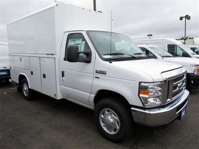 2019 E-350 4x2,  Reading Service Utility Van #KDC00424 - photo 4