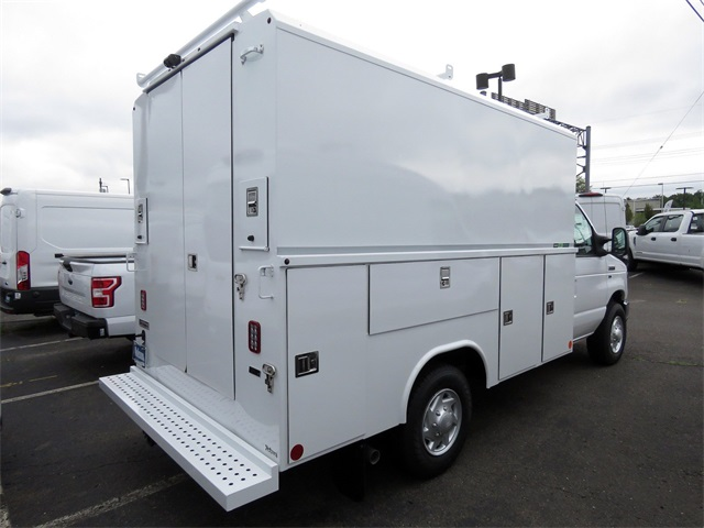 2019 E-350 4x2,  Reading Aluminum CSV Service Utility Van #KDC00424 - photo 7