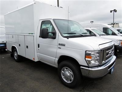 2019 E-350 4x2,  Reading Aluminum CSV Service Utility Van #KDC00424 - photo 4