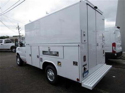 2019 E-350 4x2,  Reading Aluminum CSV Service Utility Van #KDC00424 - photo 2
