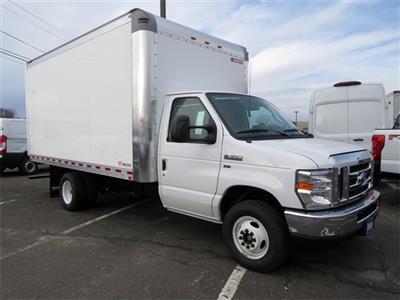 2019 E-350 4x2,  Morgan Parcel Aluminum Cutaway Van #KDC18722 - photo 4