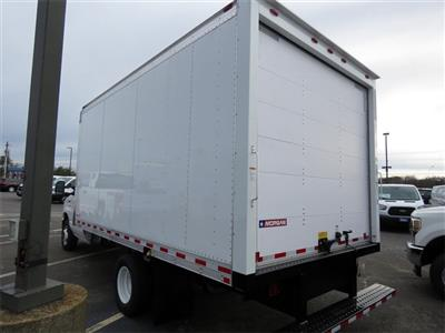 2019 E-350 4x2,  Morgan Parcel Aluminum Cutaway Van #KDC18722 - photo 2