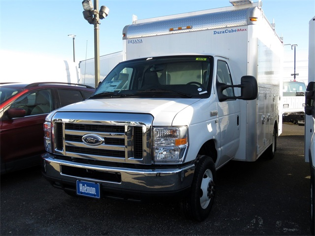 2019 Ford E-350 4x2, Dejana Service Utility Van #KDC18761 - photo 1