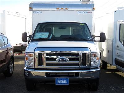 2019 E-350 4x2,  Dejana Truck & Utility Equipment DuraCube Max Service Utility Van #KDC18761 - photo 3