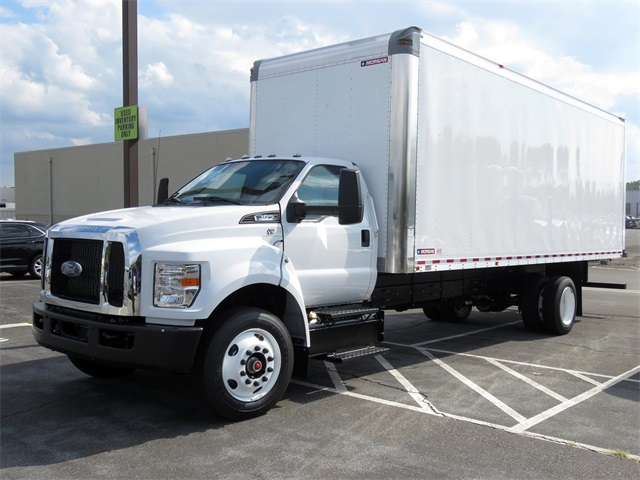 2019 F-650 Regular Cab DRW 4x2, Morgan Dry Freight #KDF11276 - photo 1