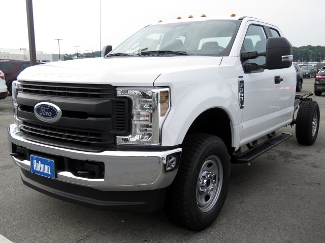 2019 F-350 Super Cab 4x4,  Cab Chassis #KEC15319 - photo 4