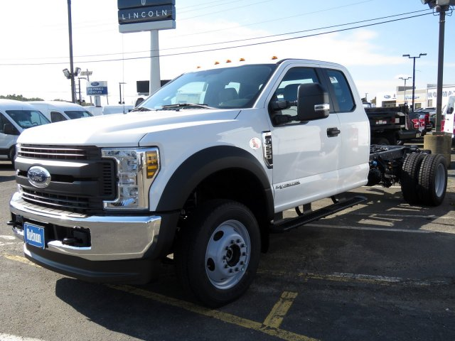 2019 F-550 Super Cab DRW 4x4,  Cab Chassis #KEC15322 - photo 3
