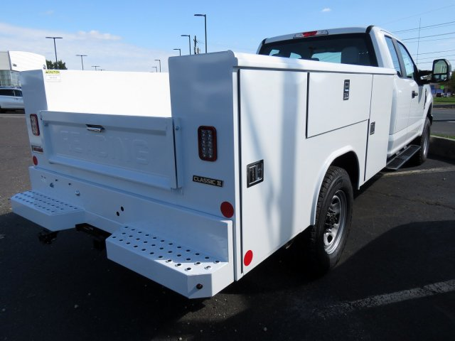 2019 F-350 Super Cab 4x4,  Reading Service Body #KEC58718 - photo 7