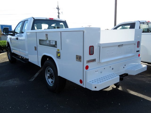 2019 F-350 Super Cab 4x4,  Reading Service Body #KEC58718 - photo 2