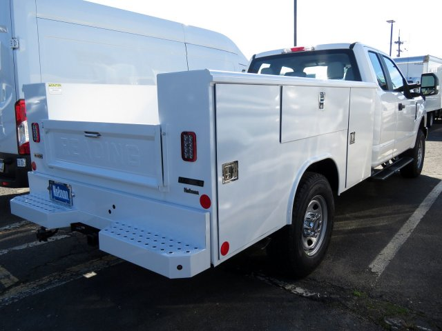 2019 F-350 Super Cab 4x4,  Reading Service Body #KEC58721 - photo 7