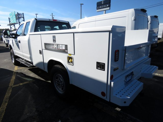 2019 F-350 Super Cab 4x4,  Reading Service Body #KEC58721 - photo 2