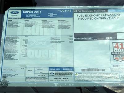 2019 F-350 Regular Cab DRW 4x4,  Reading Marauder Standard Duty Dump Body #KED03148 - photo 8