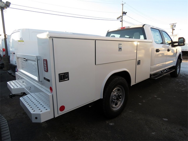 2019 F-350 Crew Cab 4x4,  Reading Service Body #KED40923 - photo 7