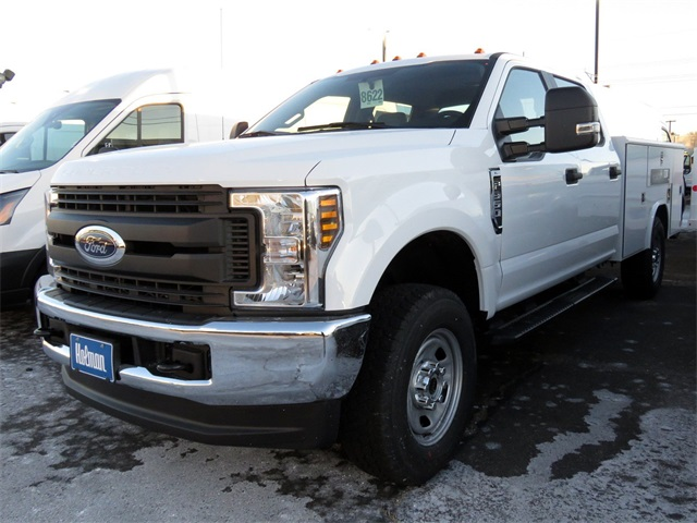 2019 F-350 Crew Cab 4x4,  Reading Service Body #KED40923 - photo 1