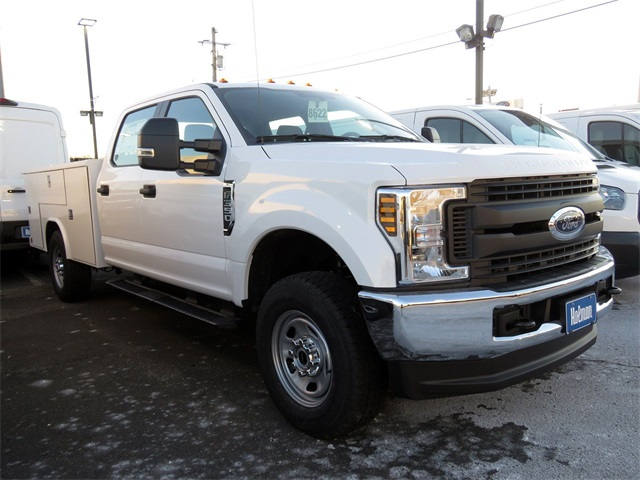 2019 F-350 Crew Cab 4x4,  Reading Service Body #KED40923 - photo 4
